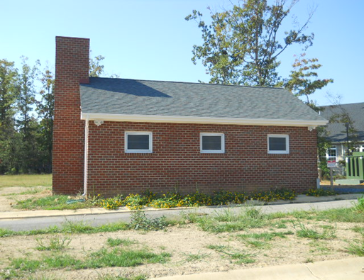 Commercial Construction Brick House